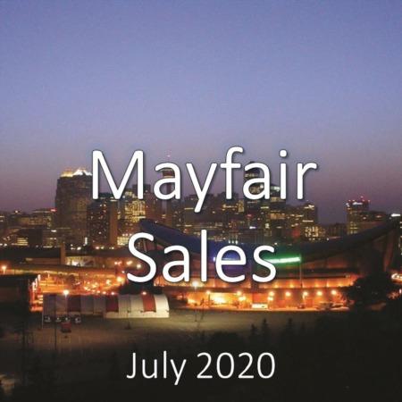 Mayfair Housing Market Update July 2020