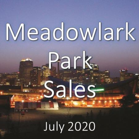 Meadowlark Park Housing Market Update July 2020