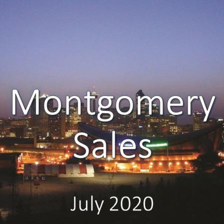 Montgomery Housing Market Update July 2020