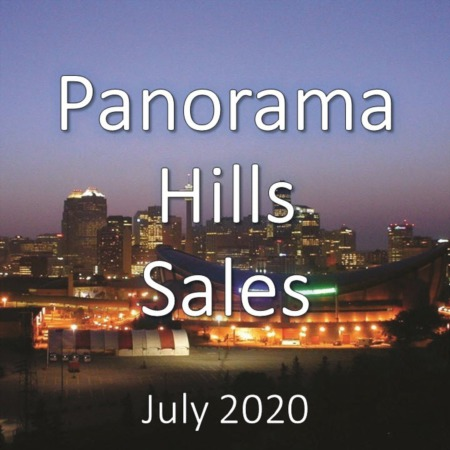 Panorama Hills Housing Market Update July 2020