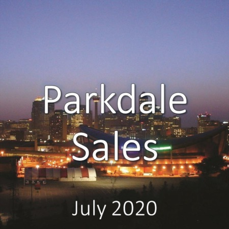 Parkdale Housing Market Update July 2020