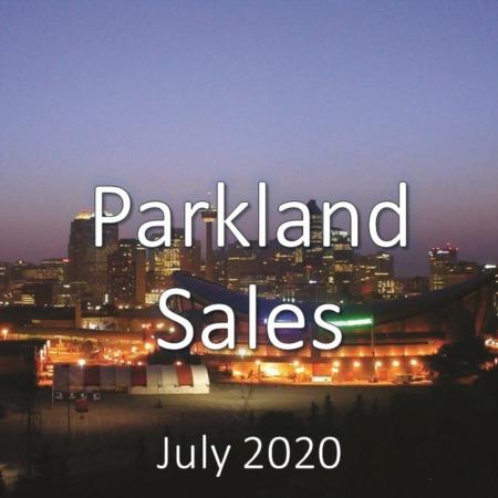 Parkland Housing Market Update July 2020