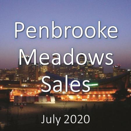 Penbrooke Meadows Housing Market Update July 2020