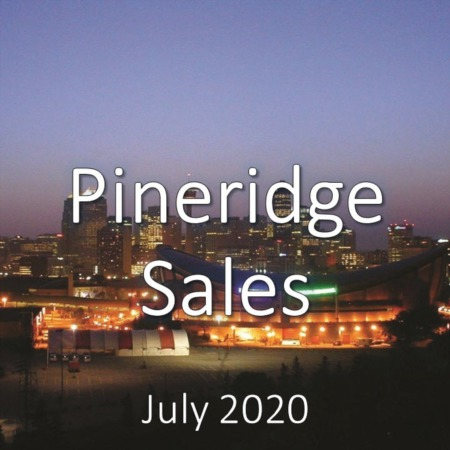 Pineridge Housing Market Update July 2020