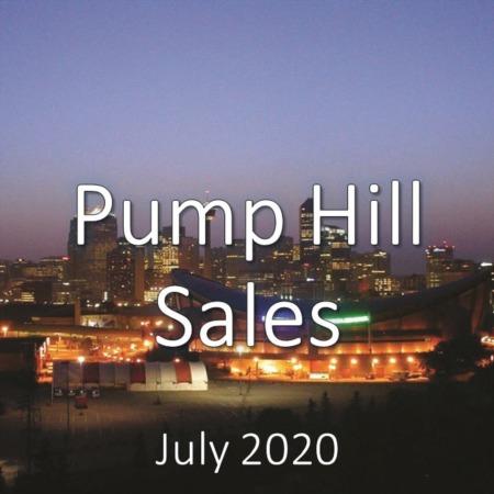 Pump Hill Housing Market Update July 2020