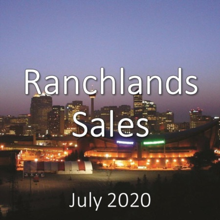 Ranchlands Housing Market Update July 2020