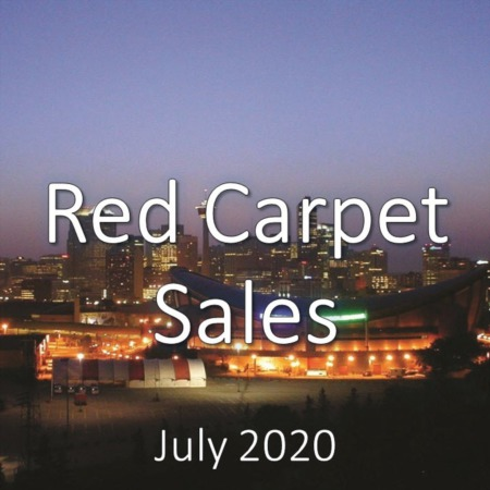 Red Carpet Housing Market Update July 2020