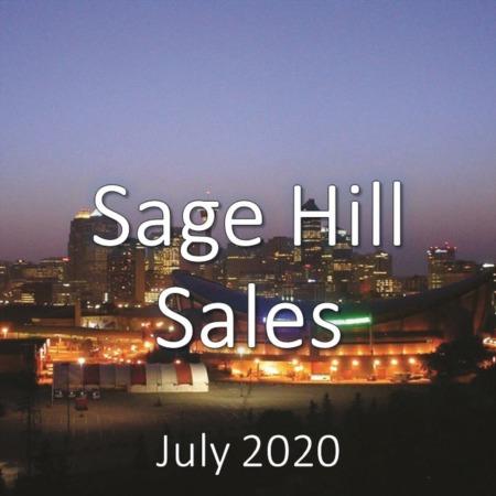 Sage Hill Housing Market Update July 2020