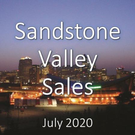 Sandstone Valley Housing Market Update July 2020