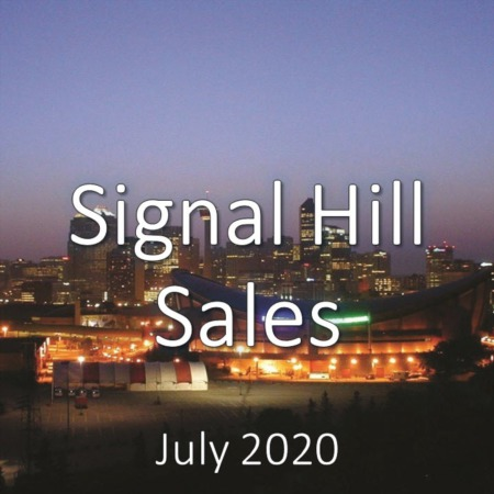 Signal Hill Housing Market Update July 2020