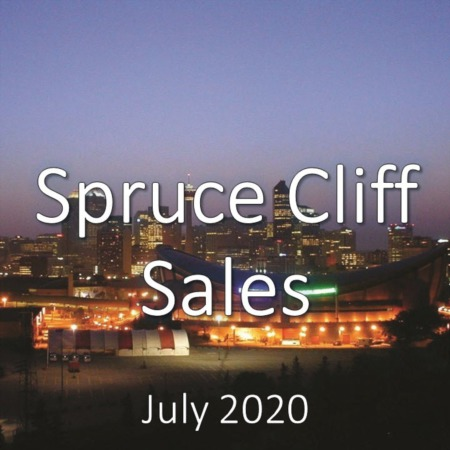 Spruce Cliff Housing Market Update July 2020