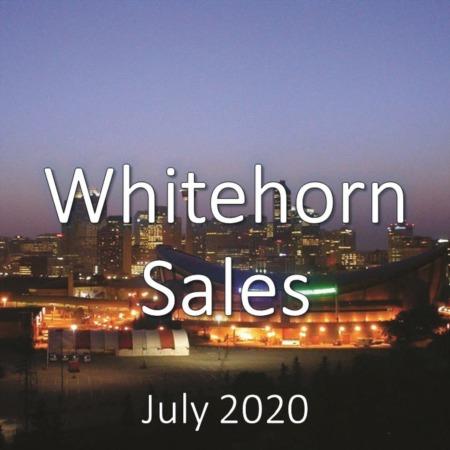 Whitehorn Housing Market Update July 2020