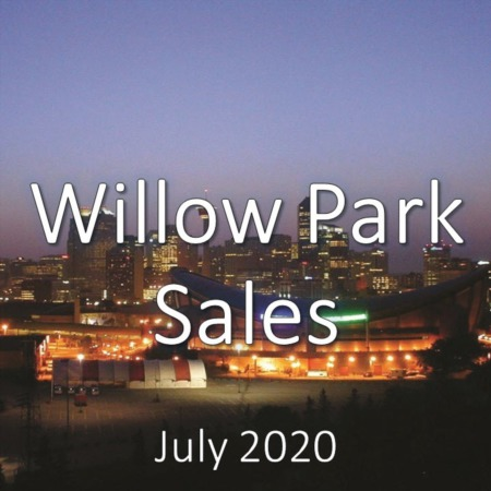 Willow Park Housing Market Update July 2020