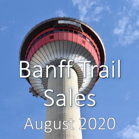 Banff Trail Housing Market Update August 2020