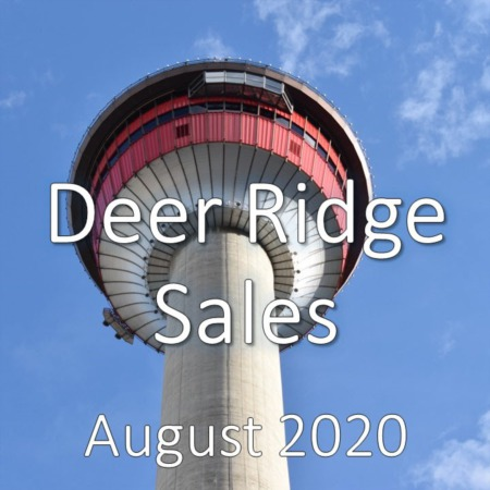 Deer Ridge Housing Market Update August 2020