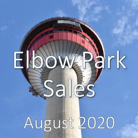 Elbow Park Housing Market Update August 2020