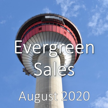 Evergreen Housing Market Update August 2020