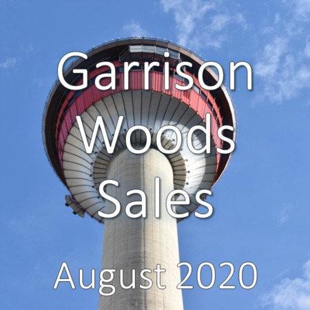 Garrison Woods Housing Market Update August 2020