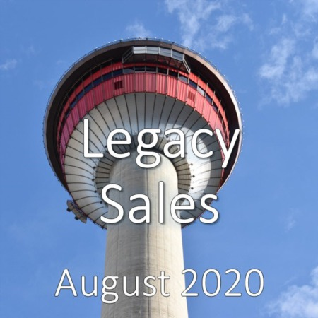 Legacy Housing Market Update August 2020