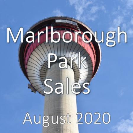 Marlborough Park Housing Market Update August 2020
