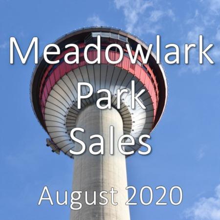 Meadowlark Park Housing Market Update August 2020