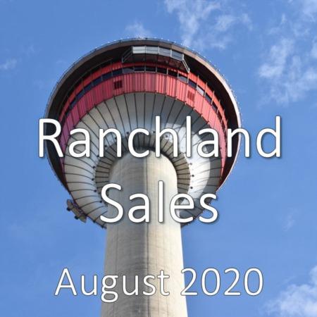 Ranchlands Housing Market Update August 2020