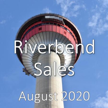 Riverbend Housing Market Update August 2020