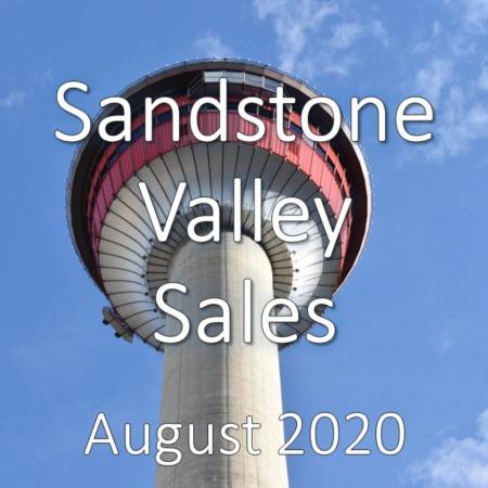 Sandstone Valley Housing Market Update August 2020