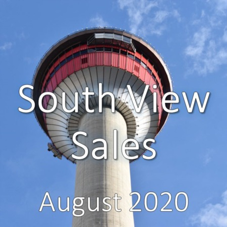 Southview Housing Market Update August 2020
