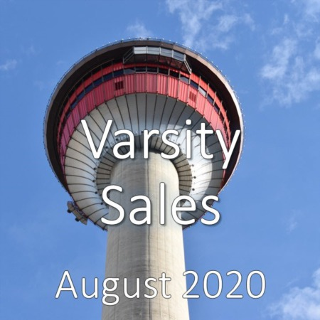 Varsity Housing Market Update August 2020