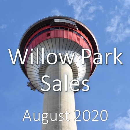Willow Park Housing Market Update August 2020