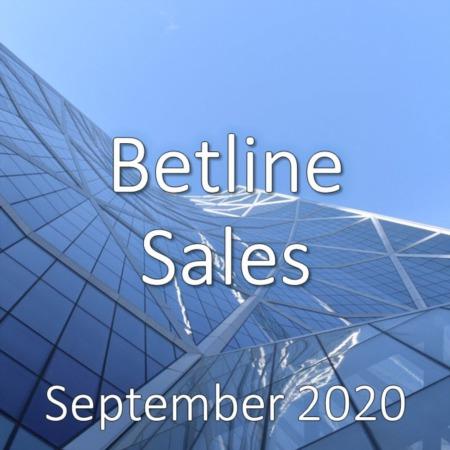 Beltline Housing Market Update September 2020