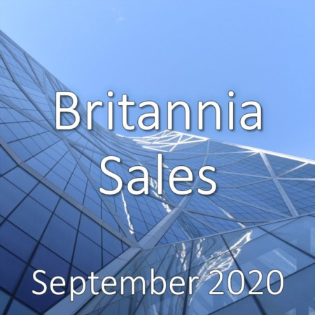 Britannia Housing Market Update September 2020