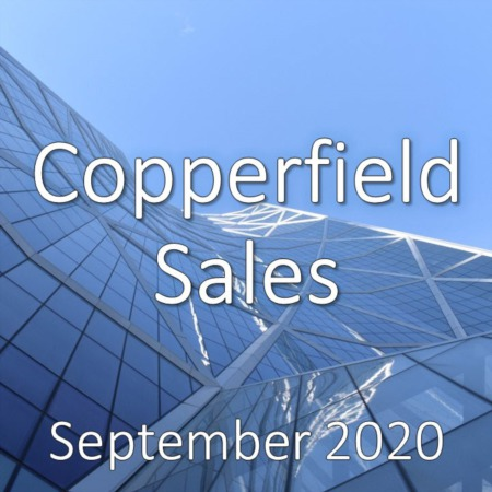 Copperfield Housing Market Update September 2020