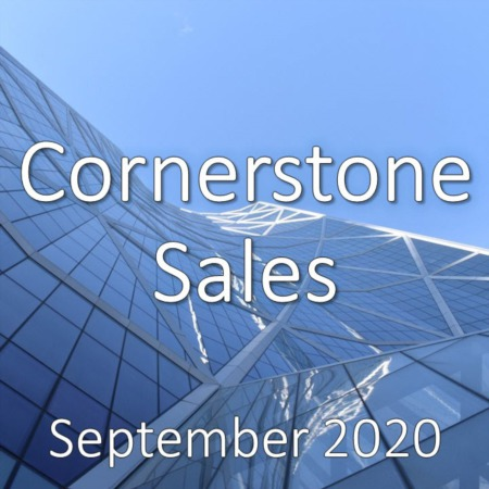 Cornerstone Housing Market Update September 2020