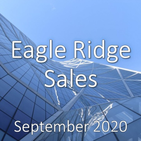 Eagle Ridge Housing Market Update September 2020