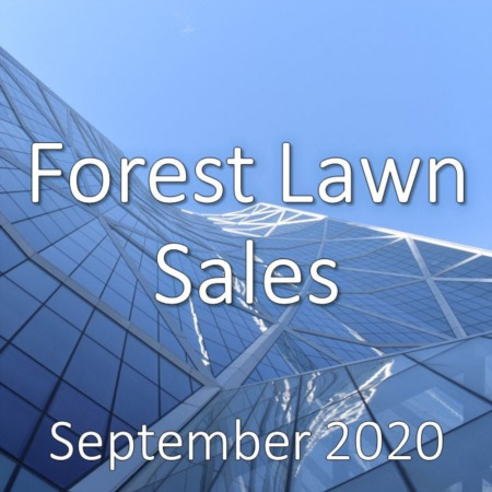 Forest Lawn Housing Market Update September 2020