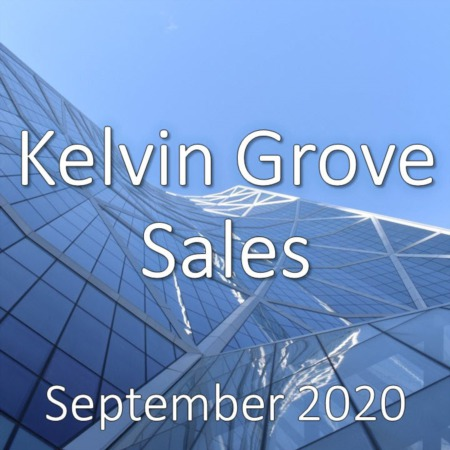 Kelvin Grove Housing Market Update September 2020
