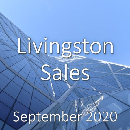Livingston Housing Market Update September 2020