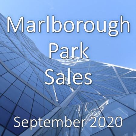 Marlborough Park Housing Market Update September 2020