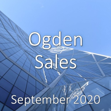 Ogden Housing Market Update September 2020