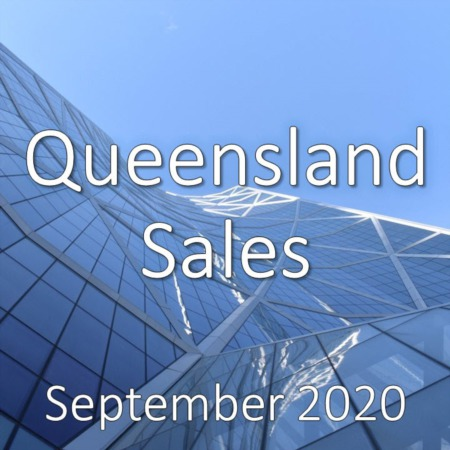 Queensland Housing Market Update September 2020