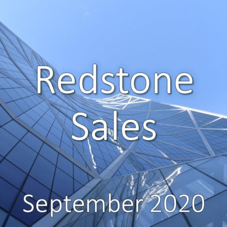 Redstone Housing Market Update September 2020