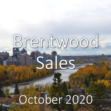 Brentwood Housing Market Update October 2020