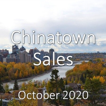 Chinatown Housing Market Update October 2020