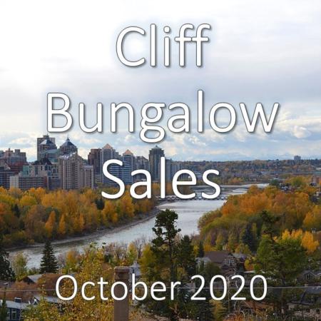 Cliff Bungalow Housing Market Update October 2020