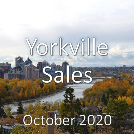 Yorkville Housing Market Update October 2020