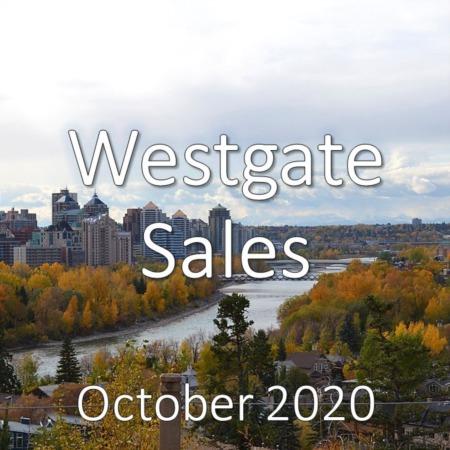 West Gate Housing Market Update October 2020