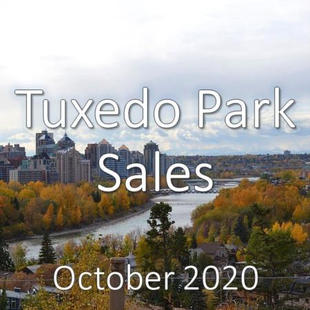 Tuxedo Park Housing Market Update October 2020
