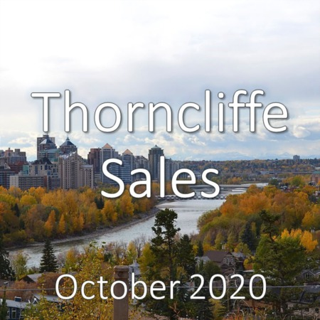 Thorncliffe Housing Market Update October 2020